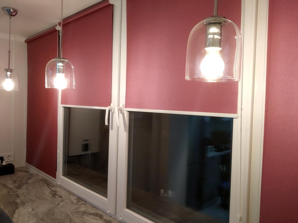 Рулонные шторы Luminis. Тканевые ролеты Люминис