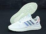 Чоловічі кросівки Adidas Commonwalth (білі), фото 4