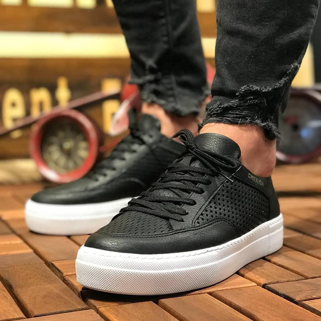 Мужские кроссовки Chekich CH015 Black B.T