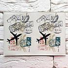 Обложка для паспорта Путешествуй!, фото 3