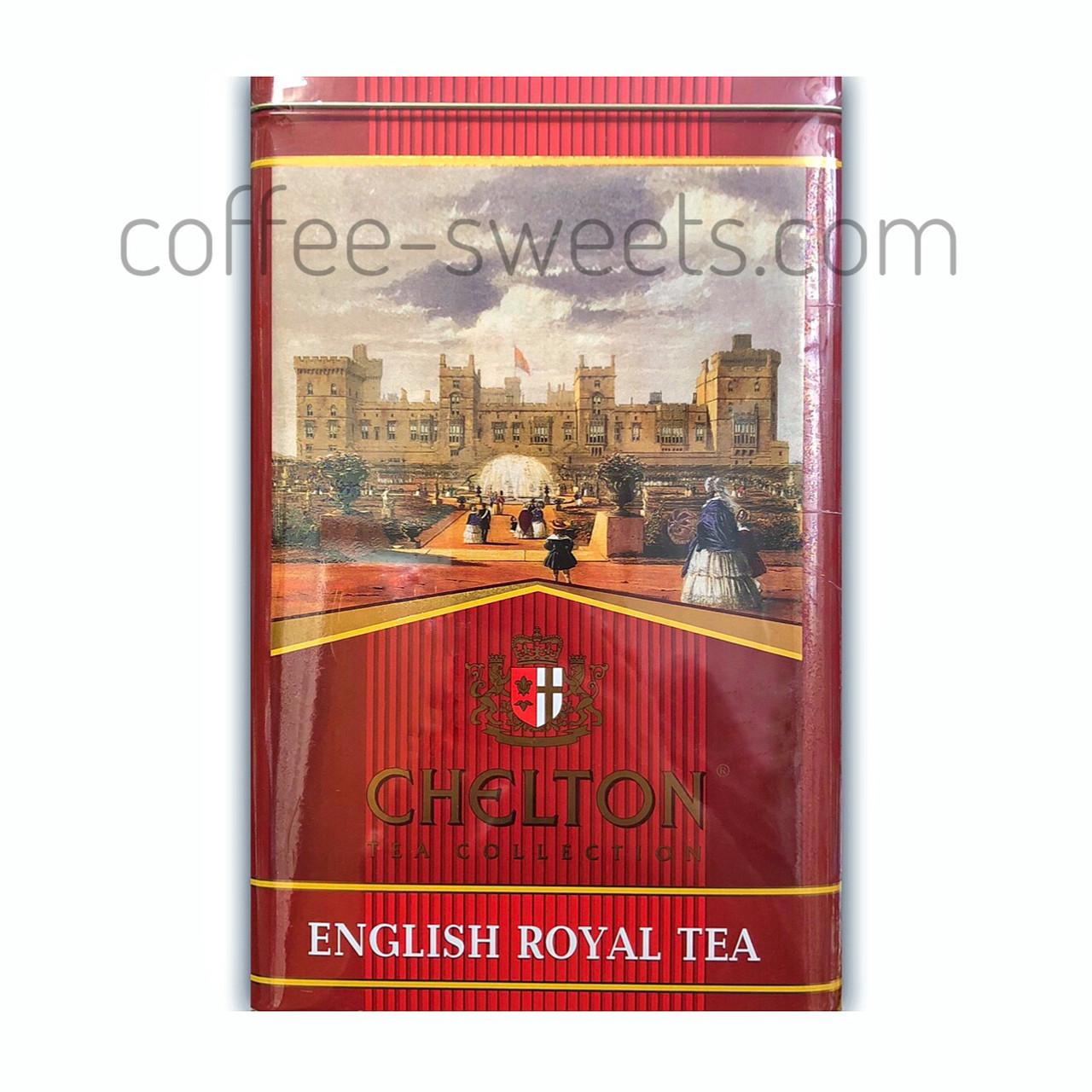 Чай черный крупнолистовой Chelton English Royal Tea 200 g
