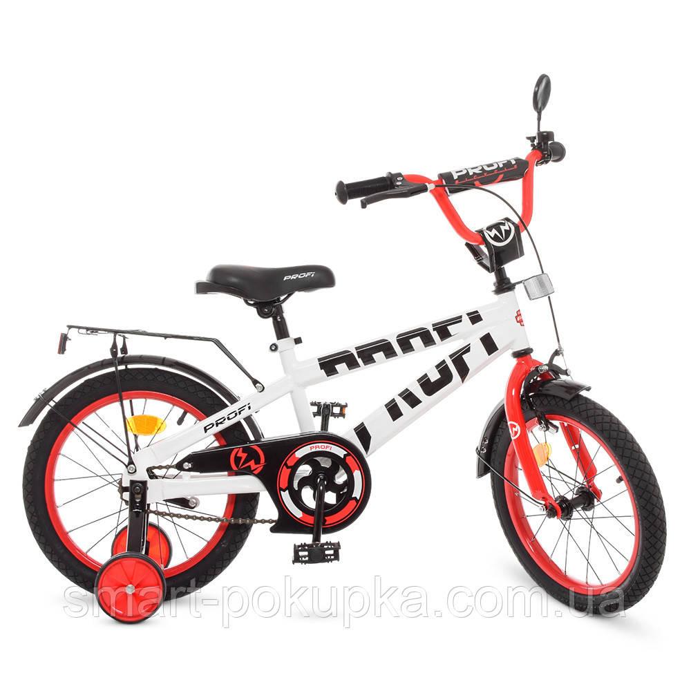 Велосипед детский PROF1 16д. T16172
