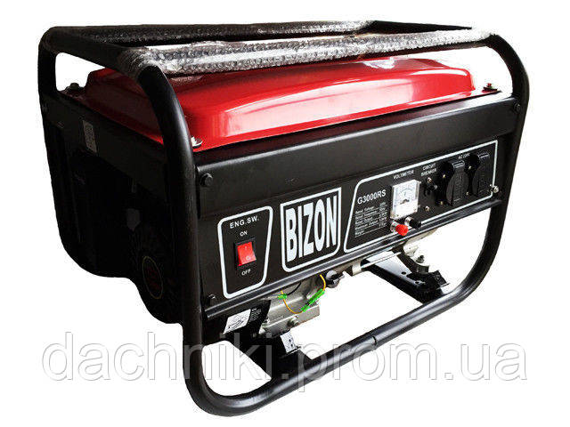 Электро Генератор BIZON G 3000