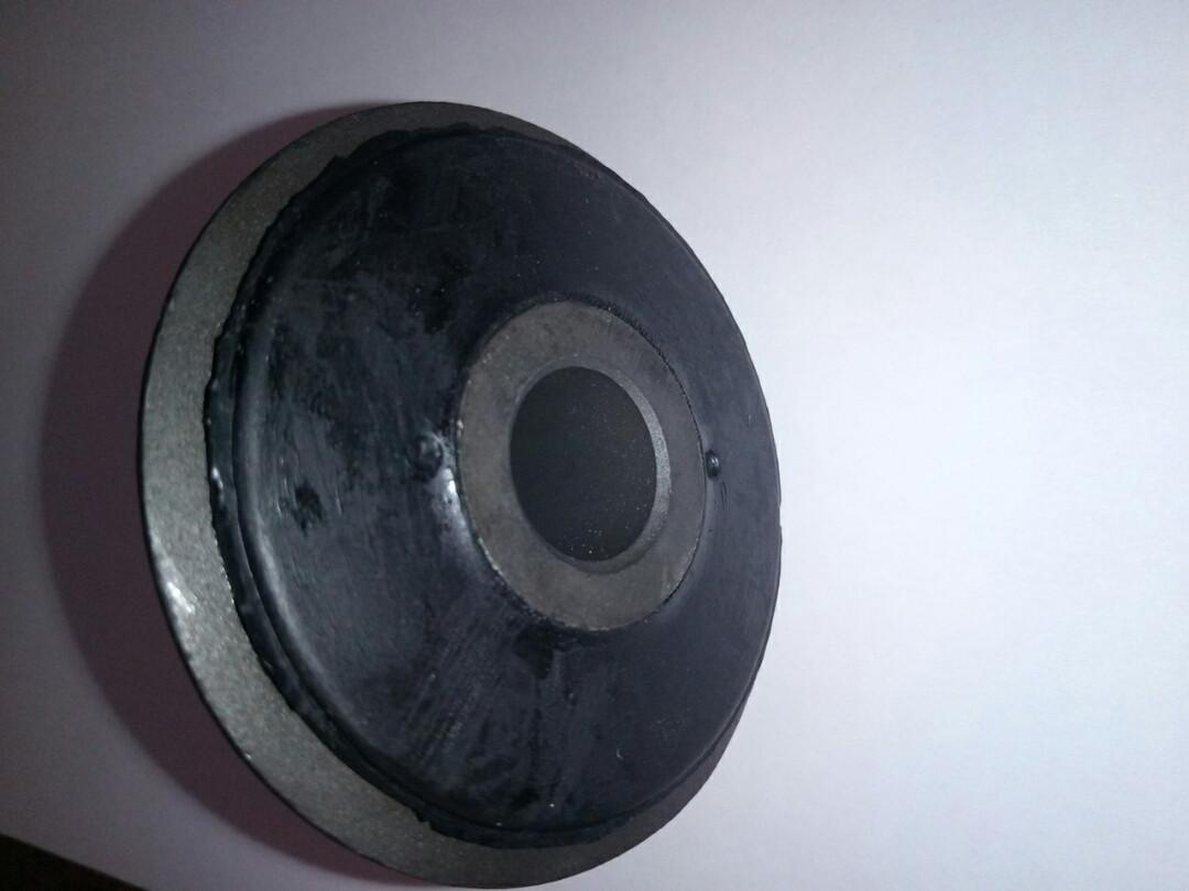 Втулка рессоры задняя диаметр 16,5/45-L37/80
