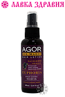 Масло-рідина для волосся EUPHORIA, 60 мл, AGOR