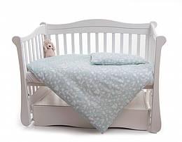 Сменная постель Twins Dolce D-012 Лесные жители 3 эл mint