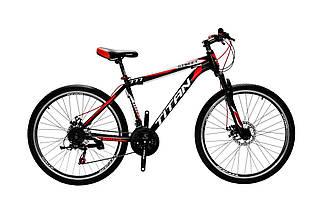 """Горный дисковый велосипед 26"""" TITAN STREET DD (Shimano, моноблок), фото 3"""