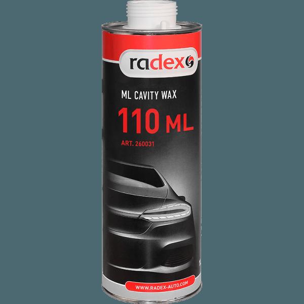 Восковый антикоррозионний состав Radex 110мл