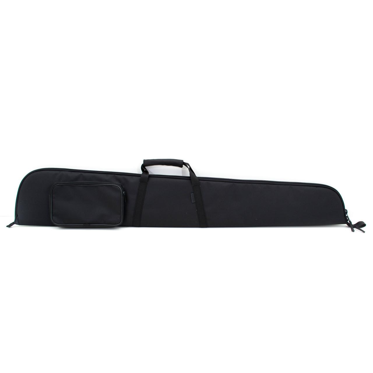 Чехол для ружья ИЖ/ТОЗ на поролоне 1,25 м. синтетический черный 5233