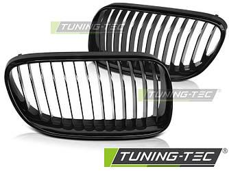Ноздри решетки радиатора BMW E92 (10-13) черный глянц