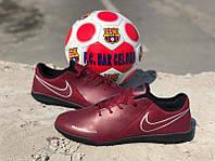 Кроссовки футбольные сороконожки Nike Ni0161-1
