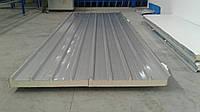 Сендвіч панелі дахові 100 мм ППС