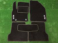 Автомобильные коврики из ковролина на Ford FOCUS