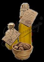 Масло грецкого ореха первого холодного отжима 250 мл