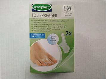 Пластырь медицинский Sensiplast Toe spreader L-XL