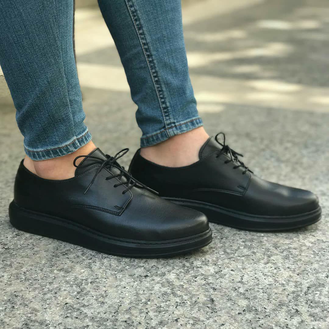 Мужские спортивные туфли Chekich CH003 Black