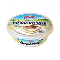 Сыр маскарпоне Mlekoma Mascarpone, 250гр (Польша)