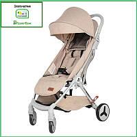 Детская коляска Yoya Care Future коричневая  ГАРАНТИЯ 6мес