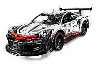 Конструктор гоночный автомобиль Порше - Porsche 911 RSR (Lepin 20097)