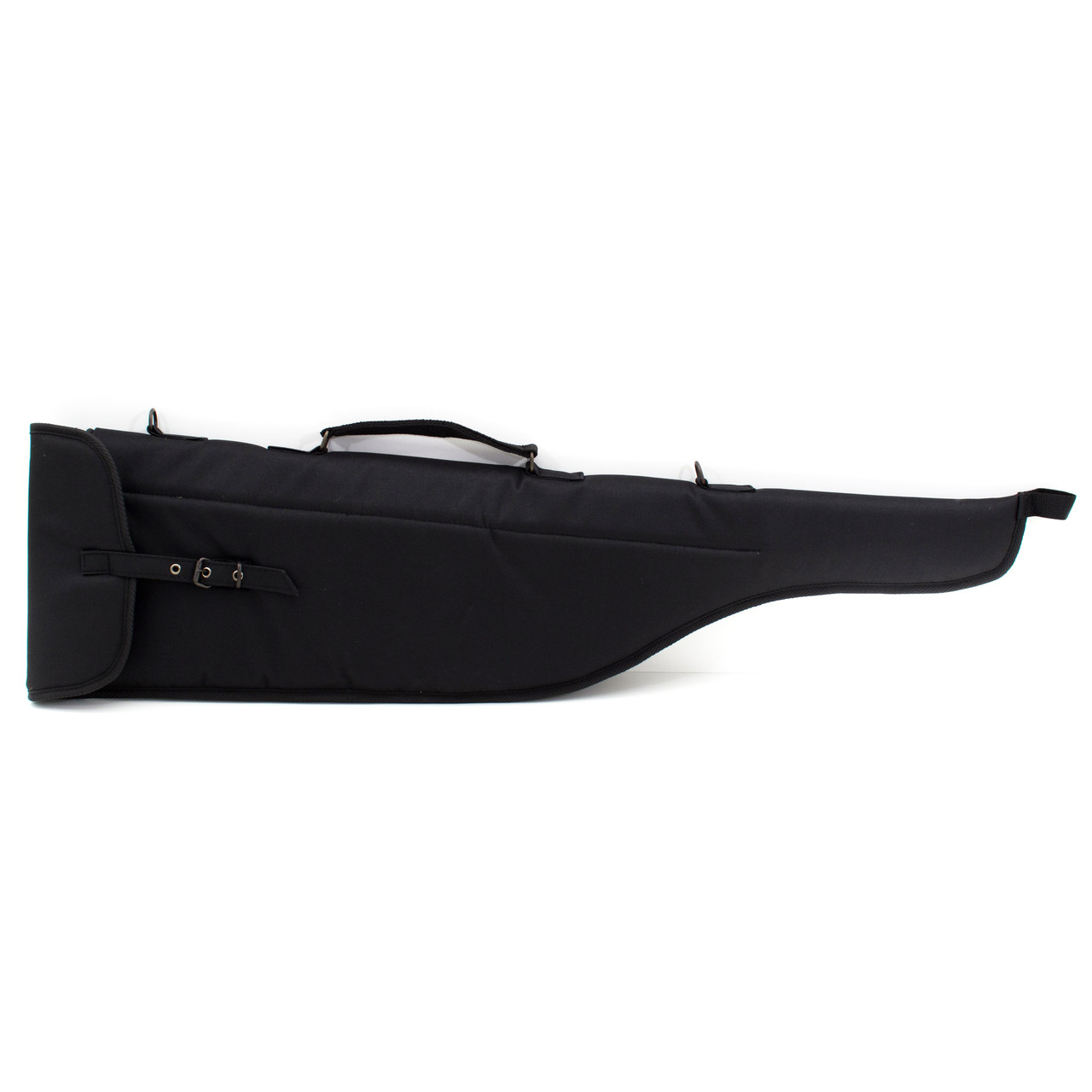 Чехол для ружья на паралоне черный 5207