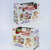 """Игровой набор """"Супермаркет"""" (кассовый аппарат, тележка, продукты) 5611AN"""