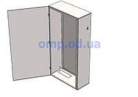 Шкаф монтажный 1300х650х300 мм с полками