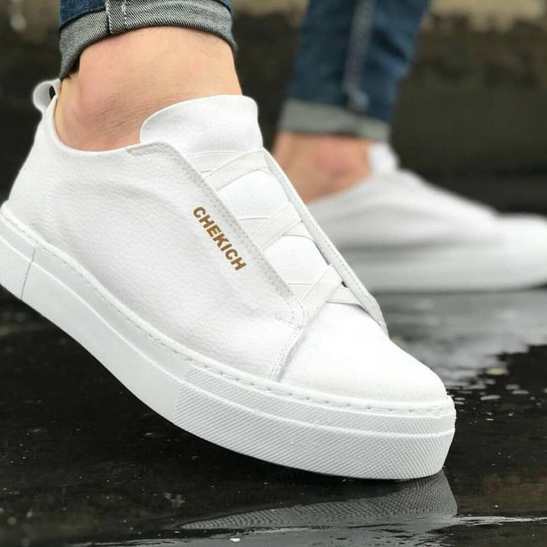 Мужские кроссовки Chekich CH013 White