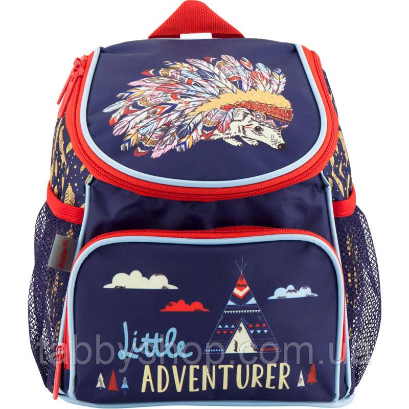 Рюкзак дошкольный KITE 535 Little Adventurer XXS