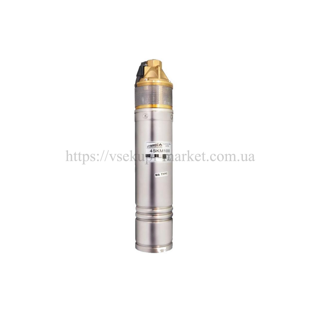 Скважинный насос Насосы+ 4SKm 150