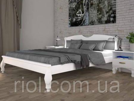 Кровать из натурального дерева Корона 3 ТМ Тис