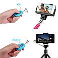Bluetooth Кнопка Пульт Дистанційного Керування Камерою Телефону для iPhone і Android (1052), фото 7