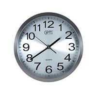 Часы настенные электрические Gipfel Klemens 2016-G (40 см)