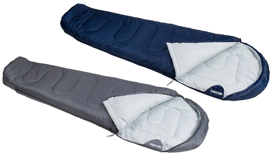 Спальный мешок Abbey Camp® MUMMY  UNI