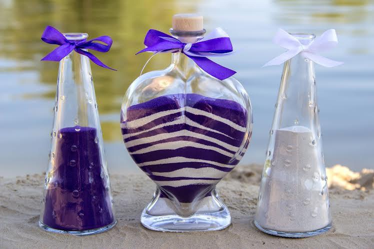 Набор для песочной церемонии - Магазин свадебных аксессуаров Svadba Love в Днепре