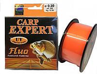 Леска рыболовная Carp Expert UV Fluo Orange 300 м
