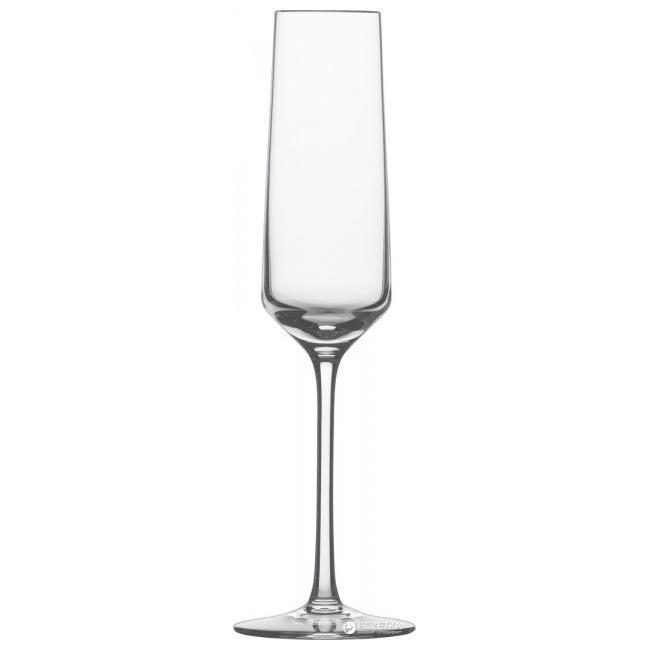 Набор бокалов для шампанского Schott Pure 209 мл 6 шт 112415