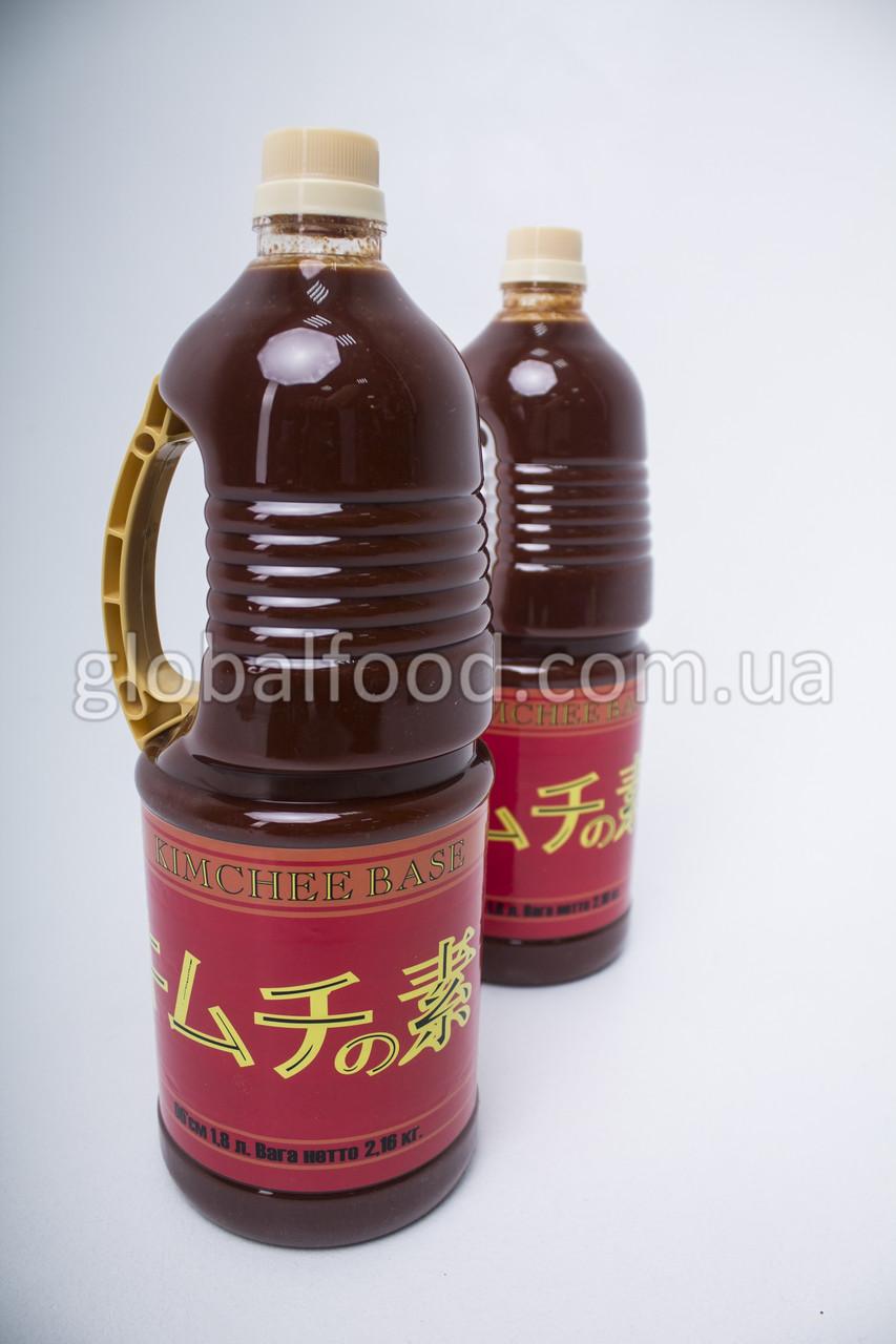 Соус острый Кимчи KIMCHEE BASE (1,8л)