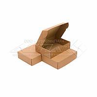 Самосборные коробки 245*185*65 бурые, фото 1