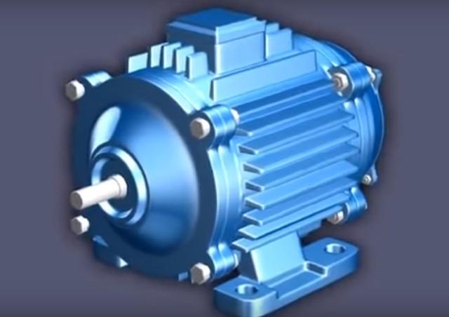 Cинхронный электродвигатель