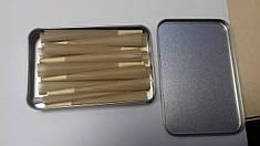 16 органических гильз 109 мм (джоинты) - 150 грн