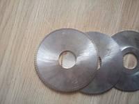 Фреза дисковая отрезная 80х1,2 Р6М5    Z100(ГОСТ2679-93), фото 1