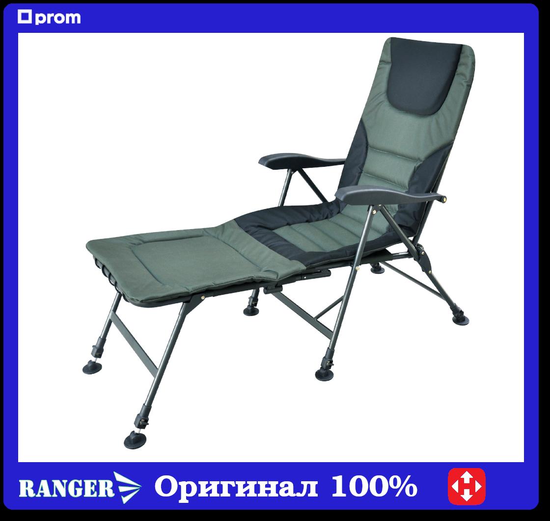 Карповое кресло-кровать Ranger SL-104 + чехол (RA 2225)