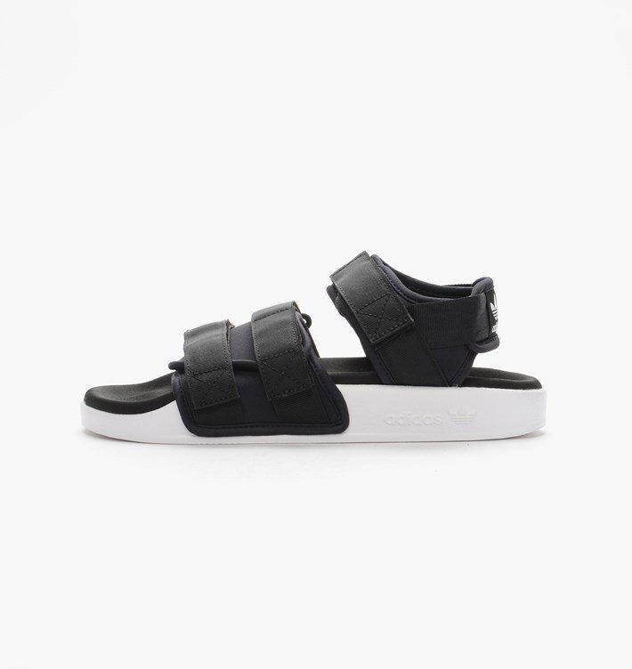 """Сандали Adidas Adilette Sandals """"Черные"""""""
