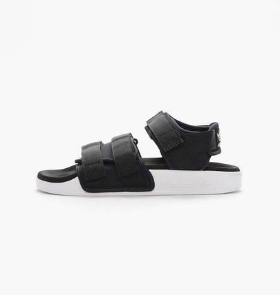 "Сандали Adidas Adilette Sandals ""Черные"", фото 2"