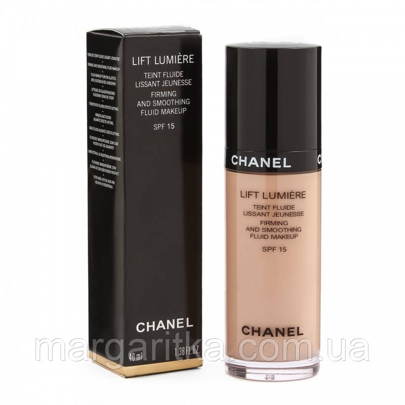 Крем тональный Chanel Lift Lumiere (Копия)шанель лифт