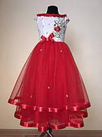 Сукня сарафан для дівчинки розміри в наявності від 3 до 10 років