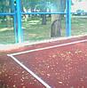 Изготовление спортивного покрытия для уличных площадок