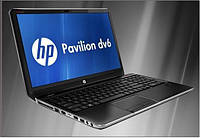 "Б/У Ноутбук HP Pavilion / DV6 / 15.6"" / AMD A8-3520M / 1.60 GHz / 4GB / noHDD / Battery: Y"