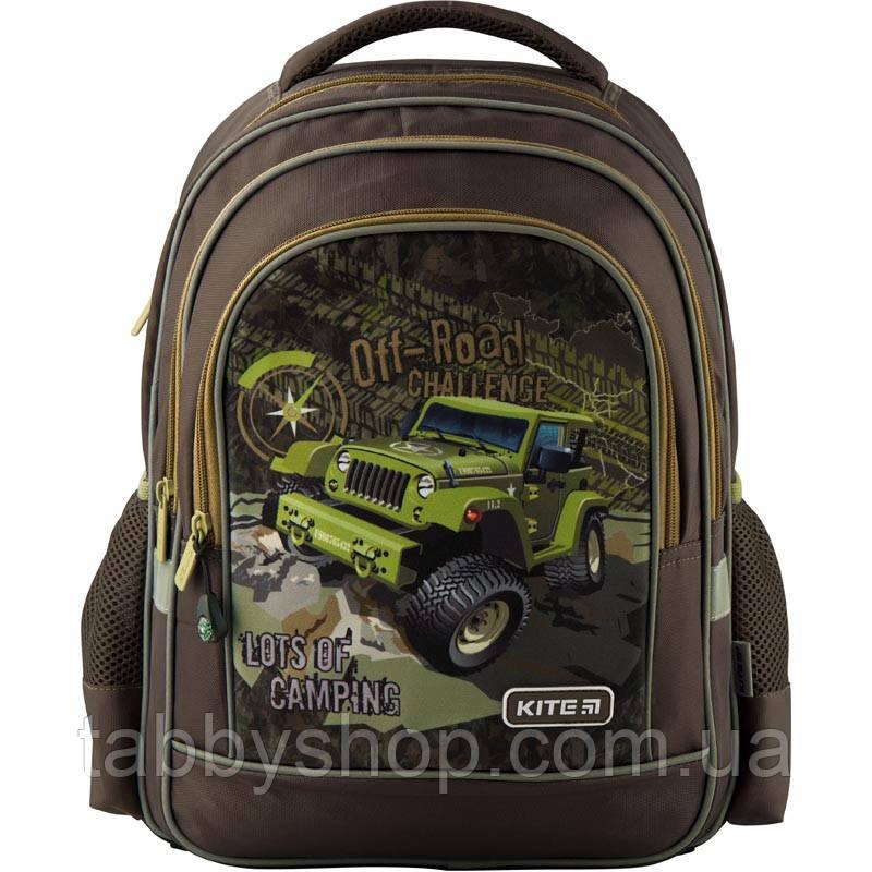 Рюкзак шкільний ортопедичний KITE Education 509 Off-road