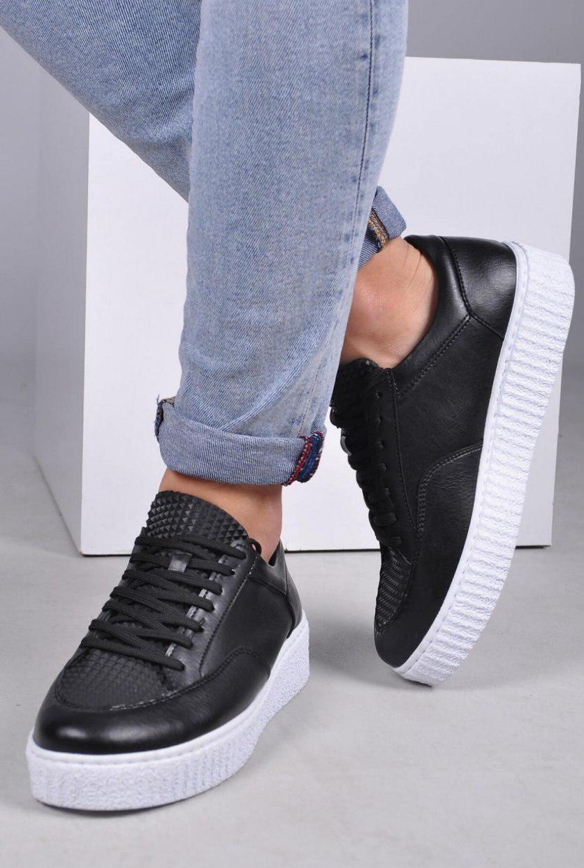 Чоловічі кросівки Chekich CH017 Black T B.